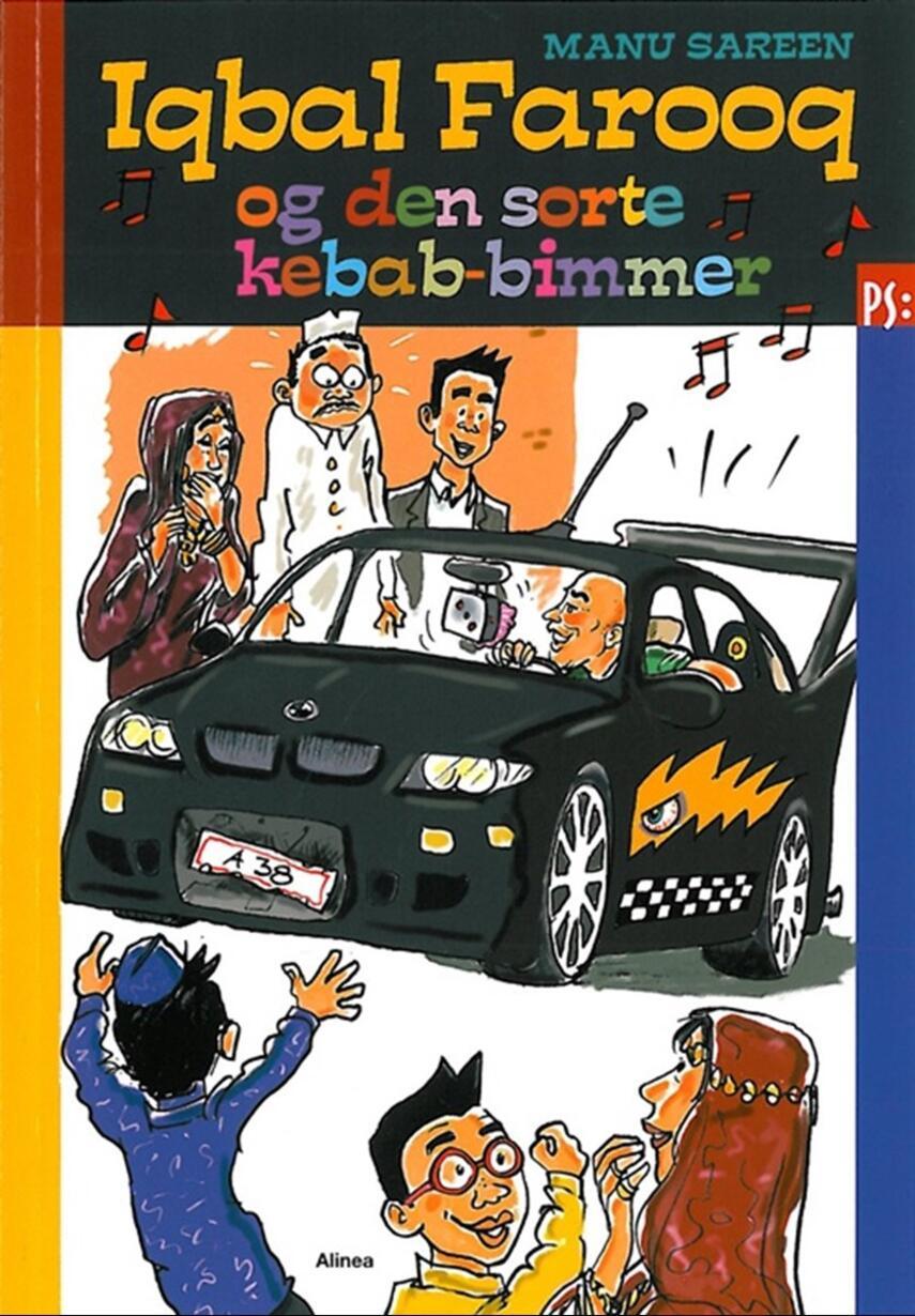 Manu Sareen: Iqbal Farooq og den sorte kebabbimmer