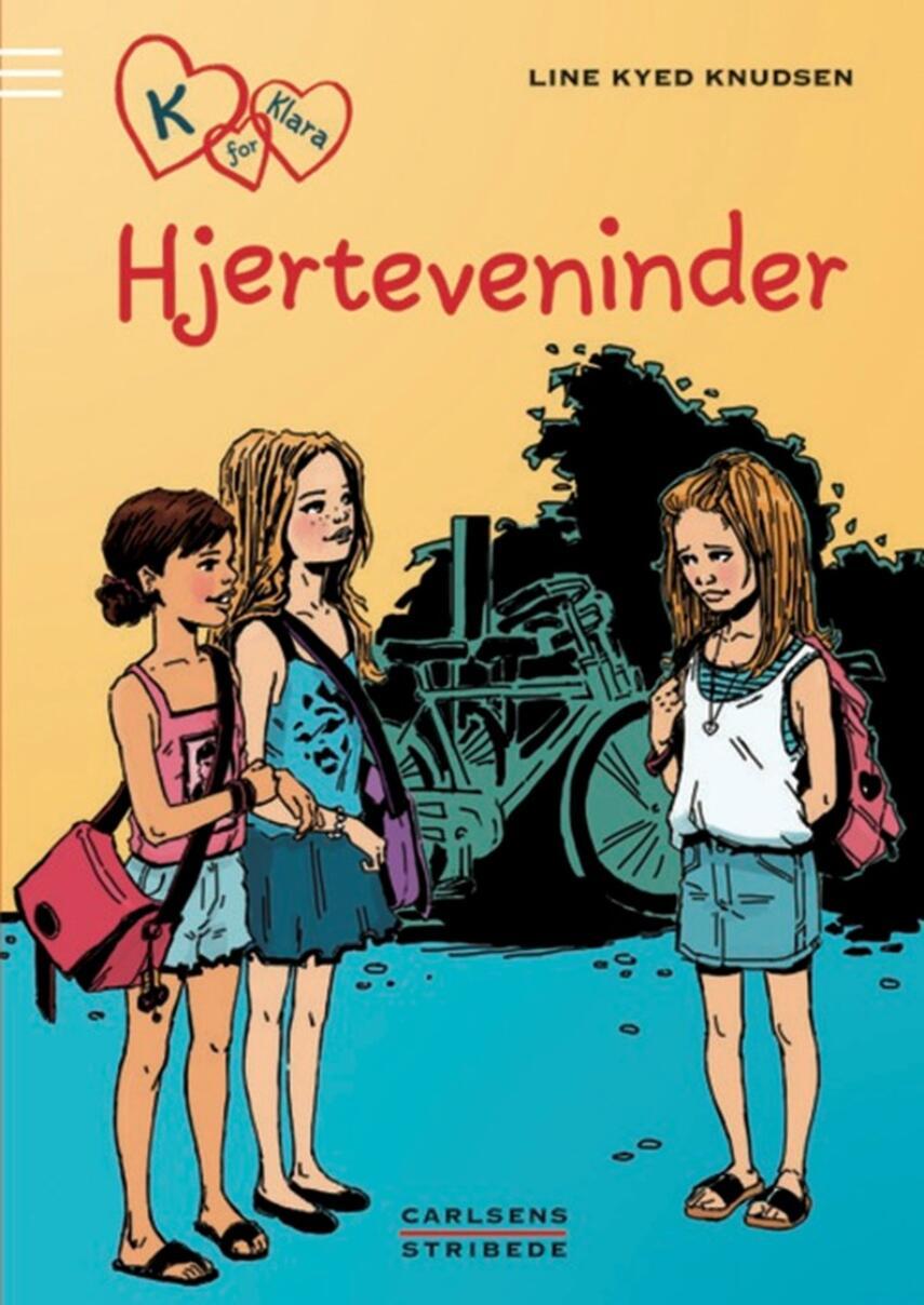 Line Kyed Knudsen: Hjerteveninder