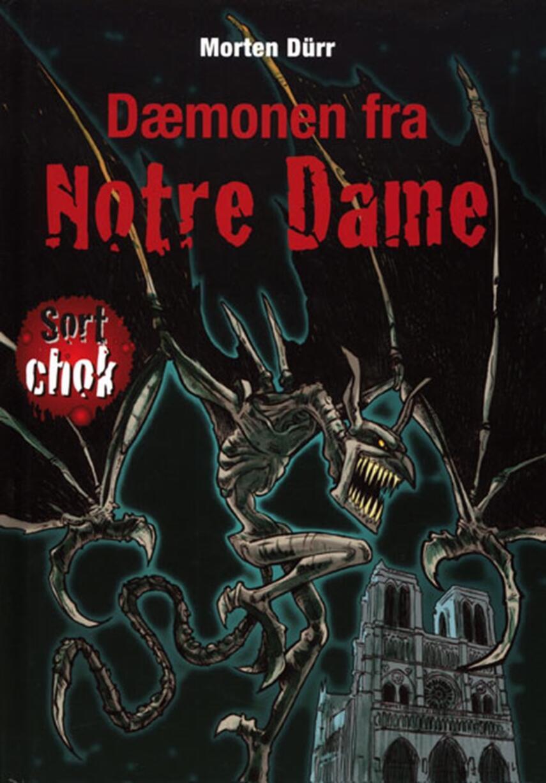Morten Dürr: Dæmonen fra Notre Dame