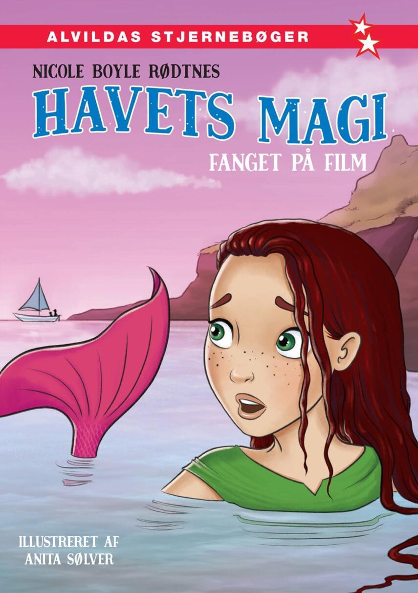 Nicole Boyle Rødtnes: Havets magi - fanget på film