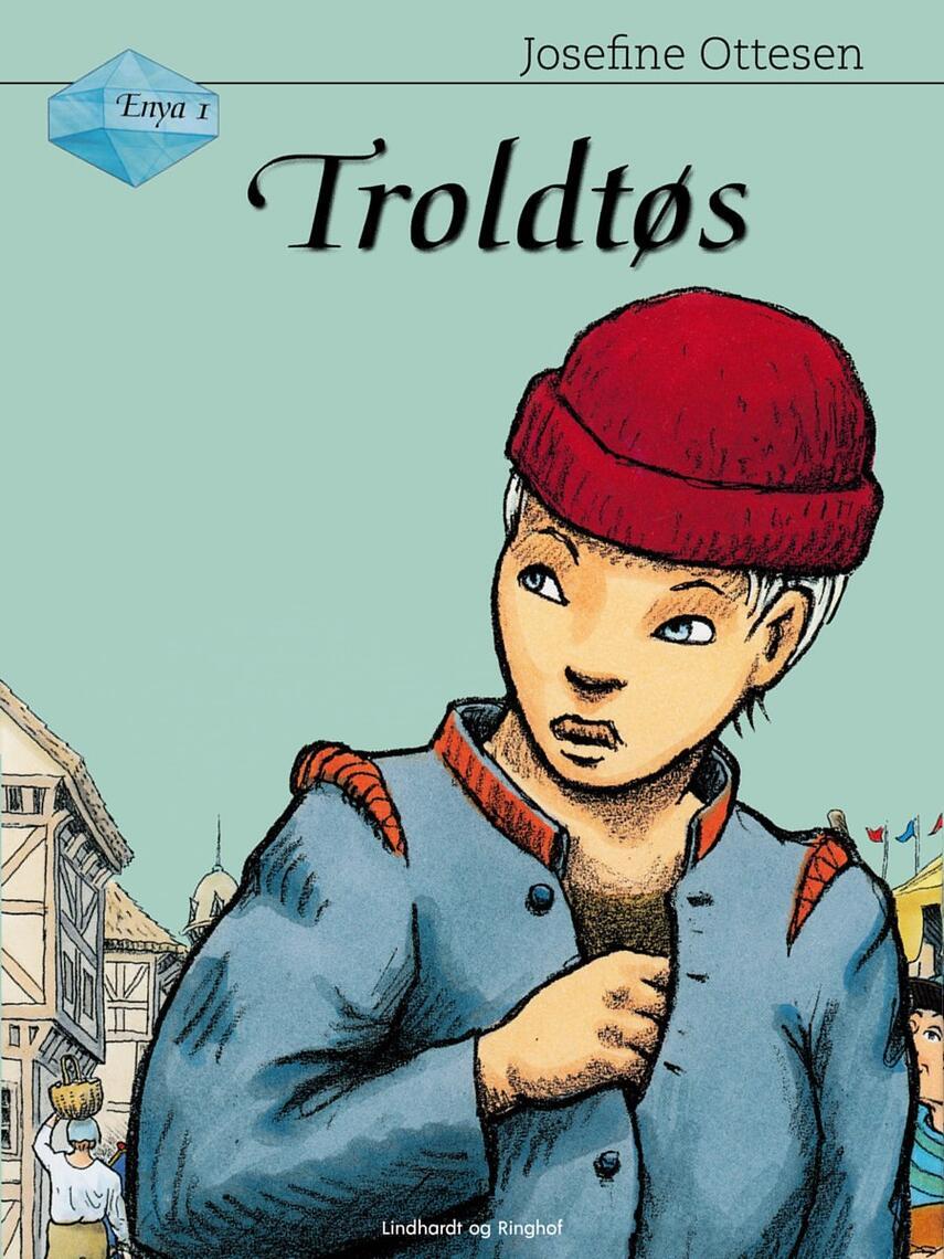 Josefine Ottesen: Troldtøs