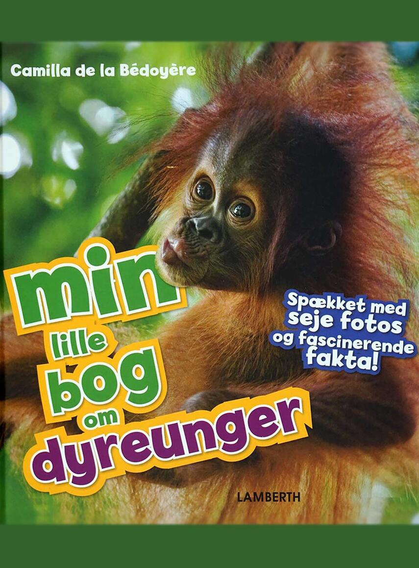 Camilla De la Bédoyère: Min lille bog om dyreunger
