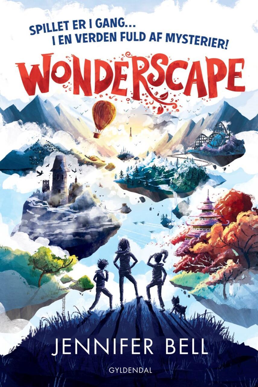 Jennifer Bell: Wonderscape