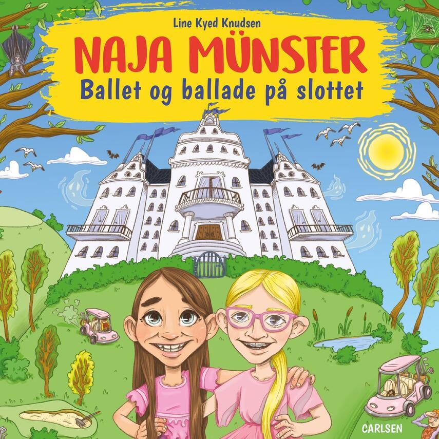 Line Kyed Knudsen: Ballet og ballade på slottet