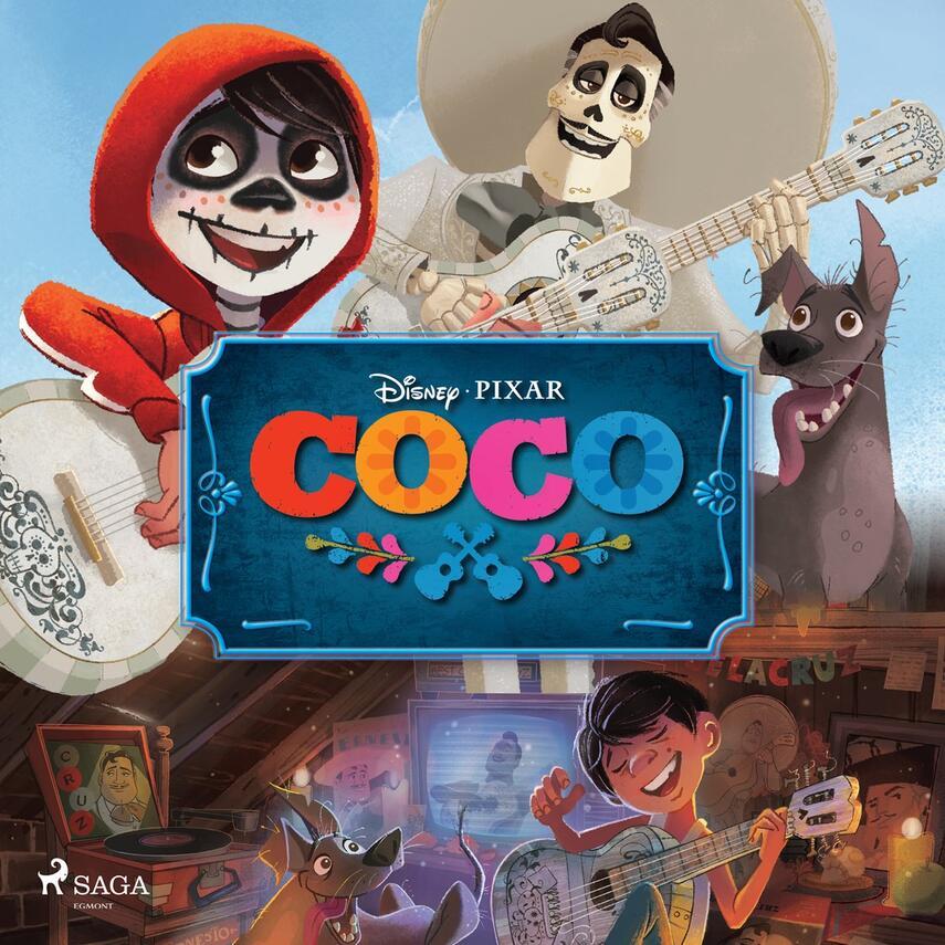 : Disneys Coco (Saga)
