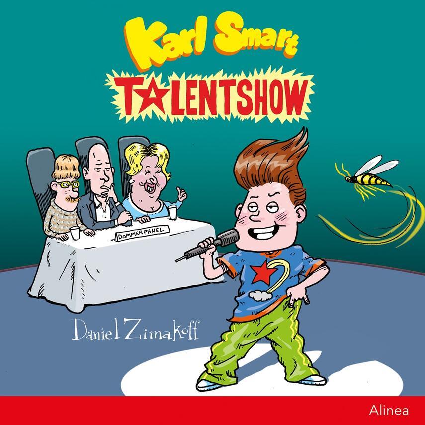 Daniel Zimakoff: Karl Smart - talentshow