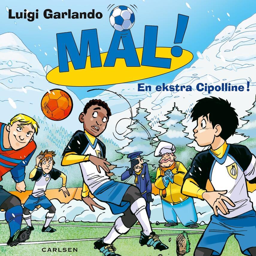 Luigi Garlando: En ekstra Cipolline!