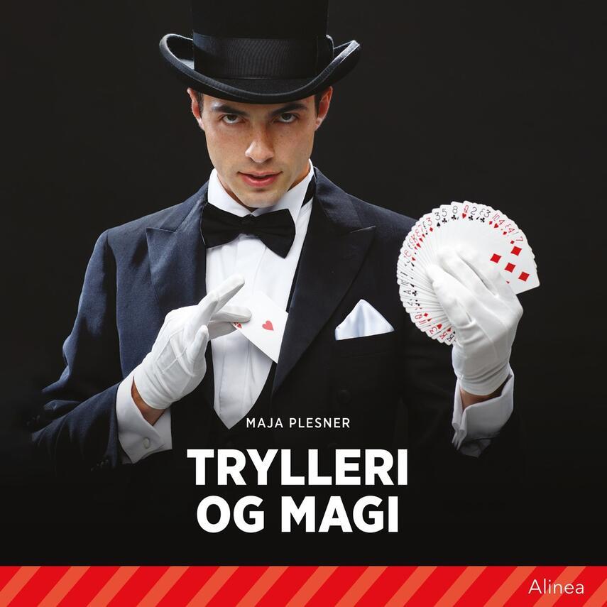 Maja Plesner: Trylleri og magi