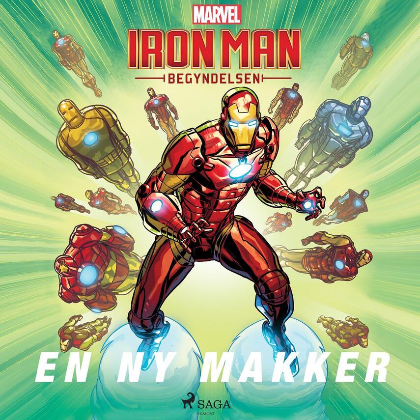 : Iron Man - Begyndelsen - En ny makker