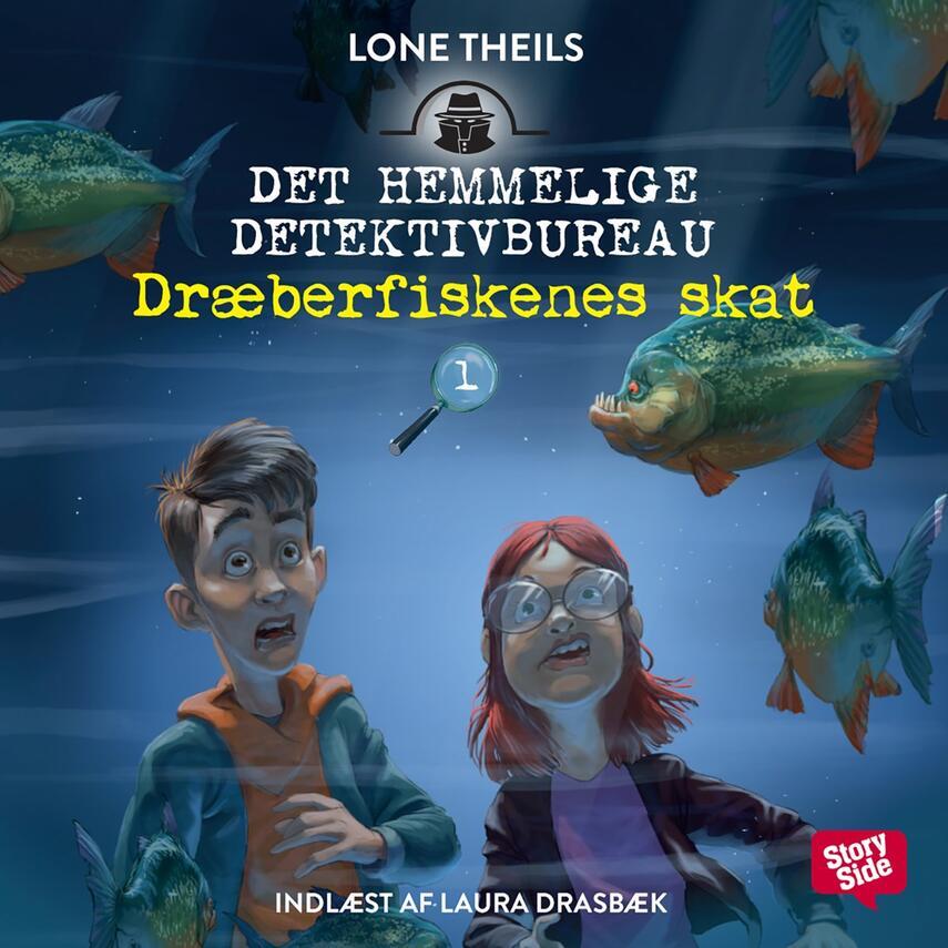 Lone Theils: Dræberfiskenes skat
