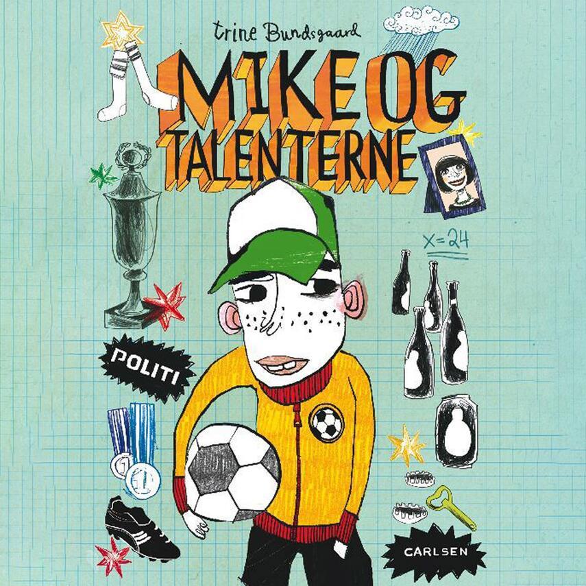 : Mike og talenterne