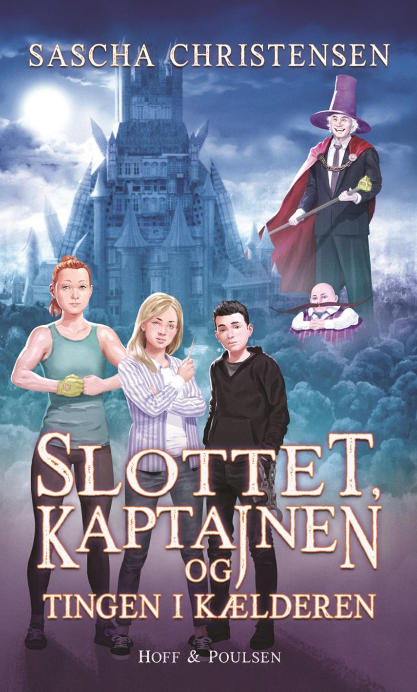 Sascha Christensen: Slottet, kaptajnen og tingen i kælderen