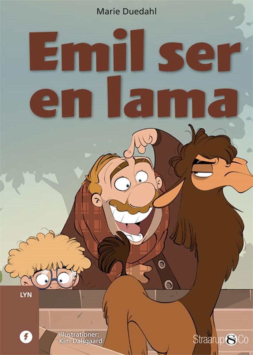 Marie Duedahl: Emil ser en lama