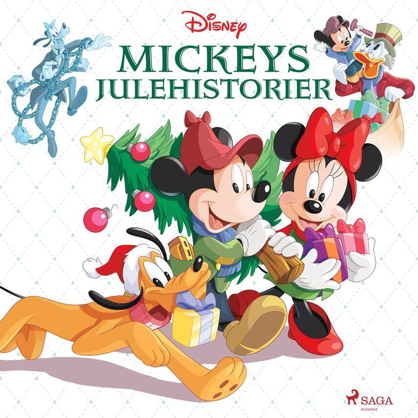 : Mickeys julehistorier