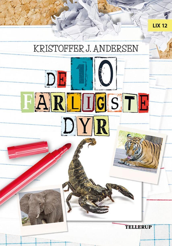 Kristoffer Jacob Andersen: De 10 farligste dyr