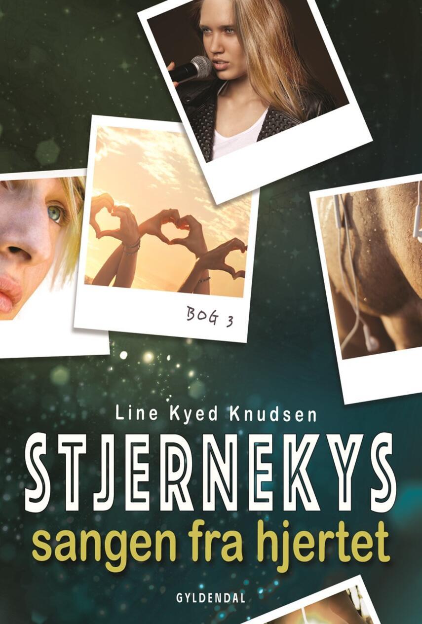 Line Kyed Knudsen: Stjernekys - sangen fra hjertet