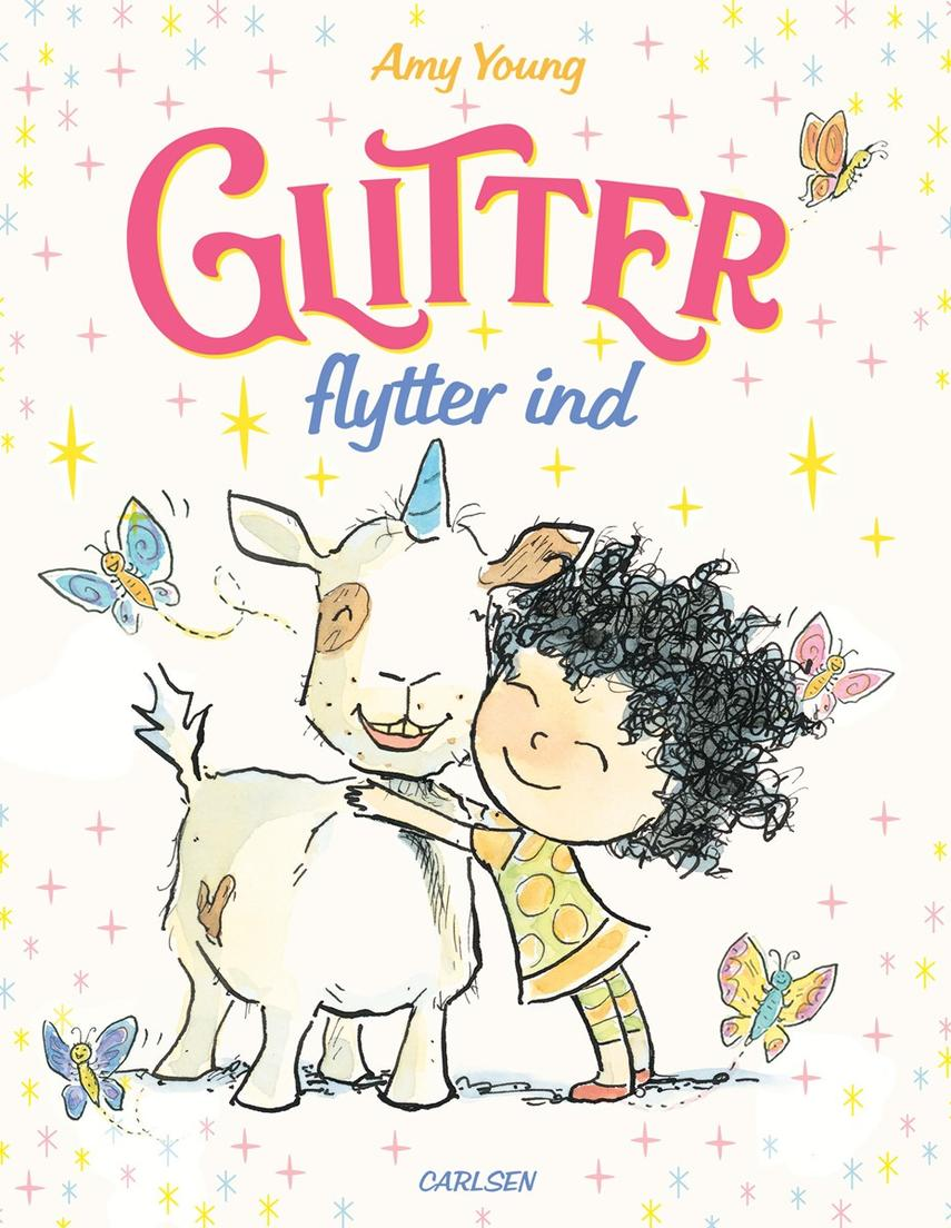 Amy Young (f. 1958-03-31): Glitter flytter ind