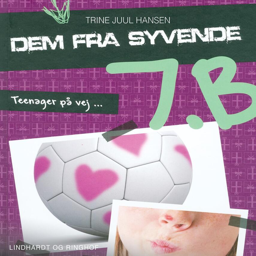 Trine Juul Hansen: Teenager på vej