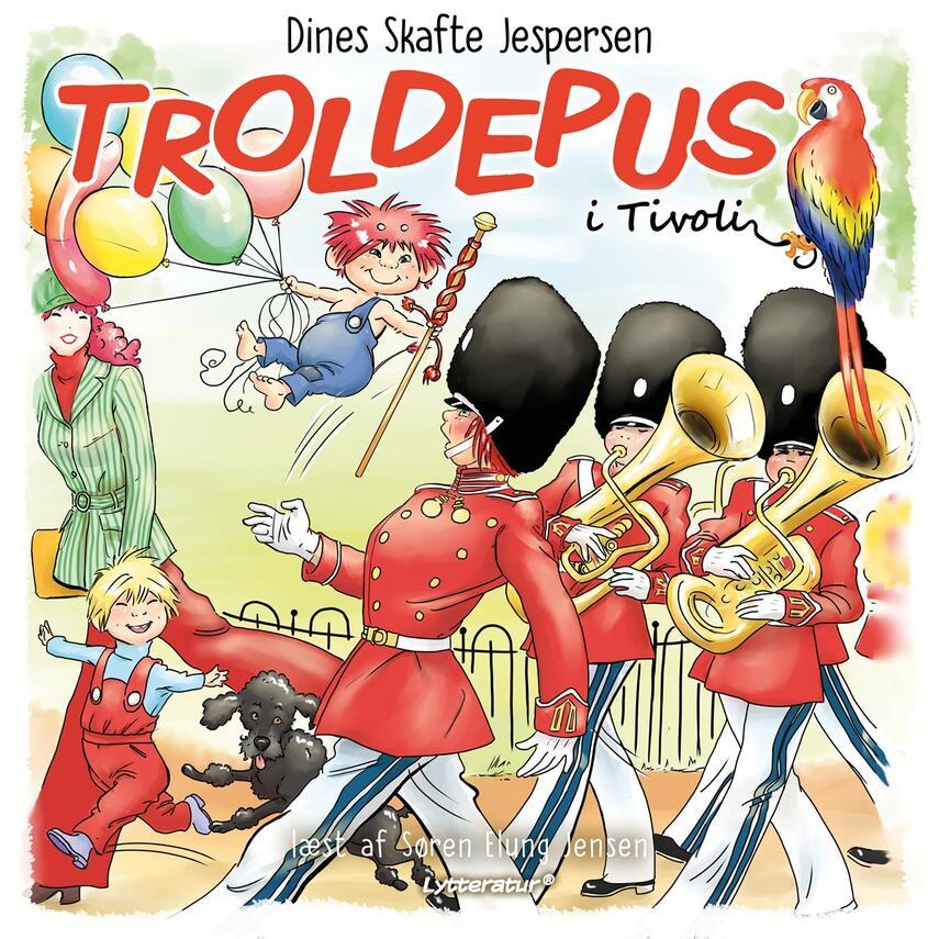 Dines Skafte Jespersen: Troldepus i Tivoli