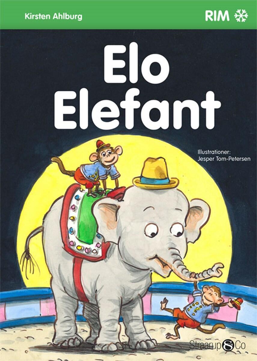 Kirsten Ahlburg: Elo Elefant