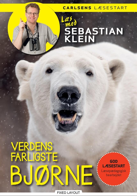 Sebastian Klein, Rikke Klein: Verdens farligste bjørne