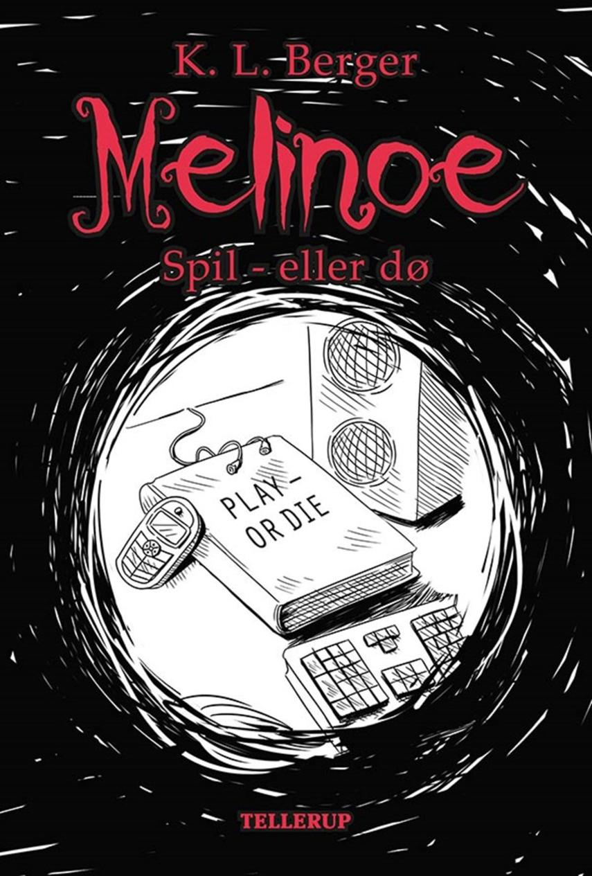Katja L. Berger: Melinoe - spil - eller dø