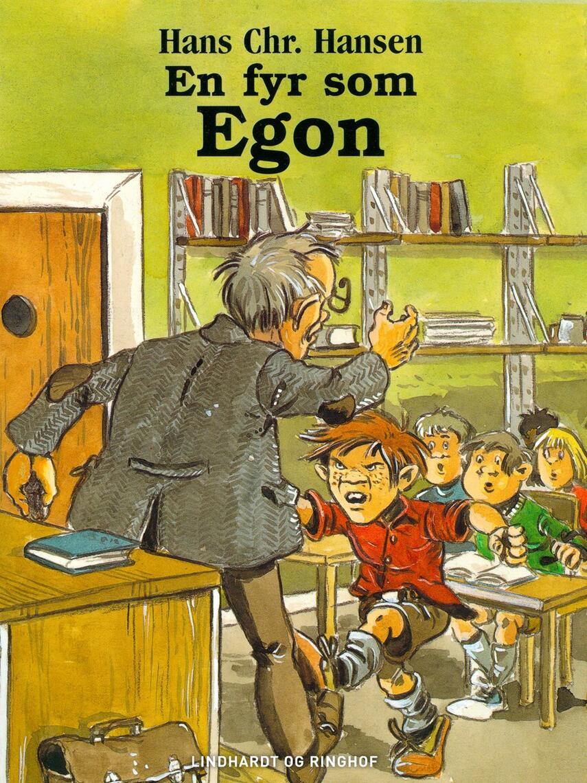 Hans Chr. Hansen (f. 1949): En fyr som Egon
