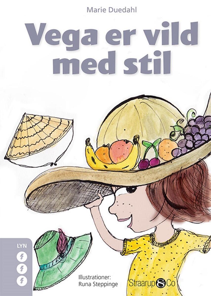 Marie Duedahl: Vega er vild med stil
