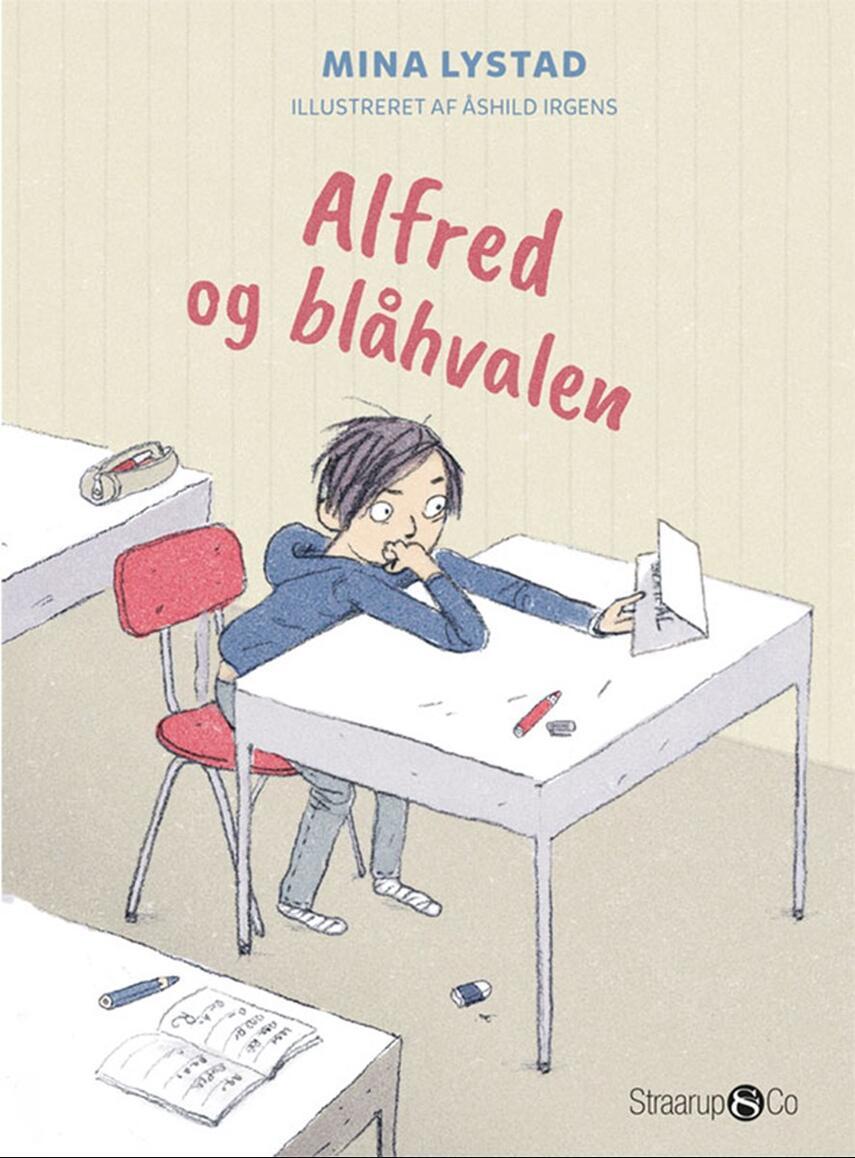 Mina Lystad (f. 1983): Alfred og blåhvalen