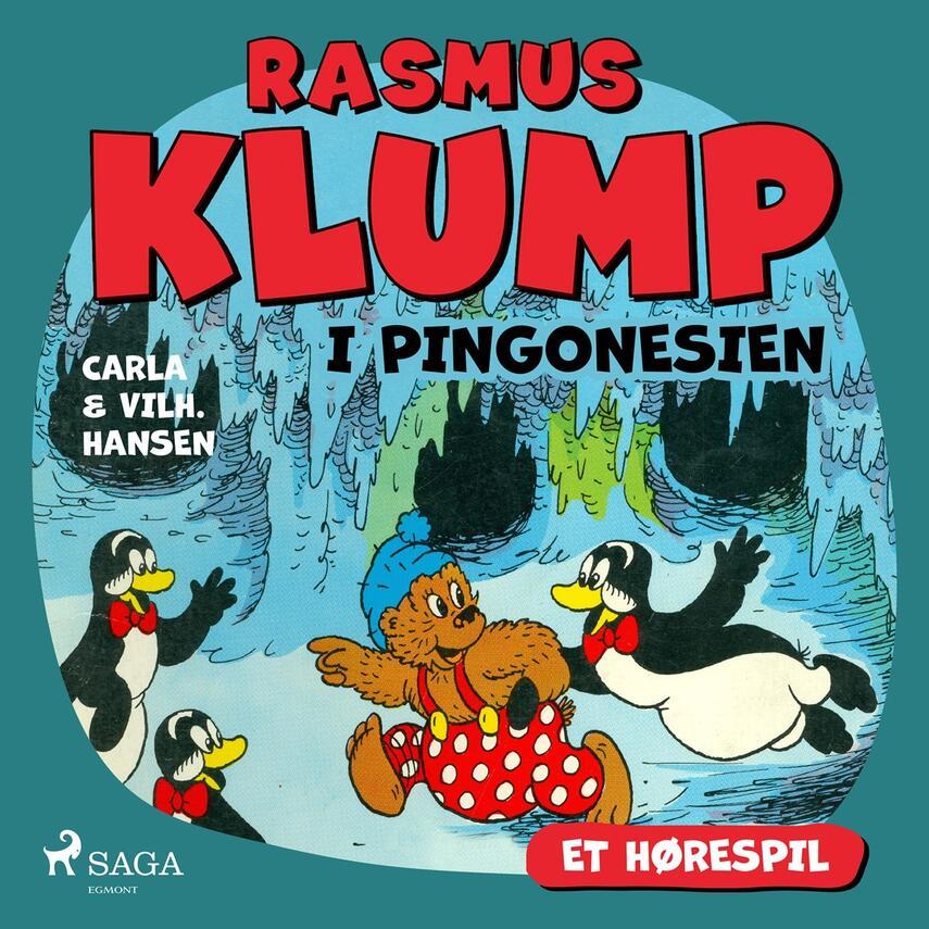 Carla Hansen (f. 1906): Rasmus Klump i Pingonesien