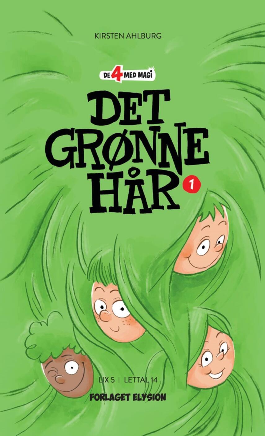 Kirsten Ahlburg: Det grønne hår