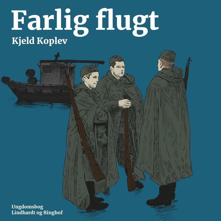 Kjeld Koplev: Farlig flugt