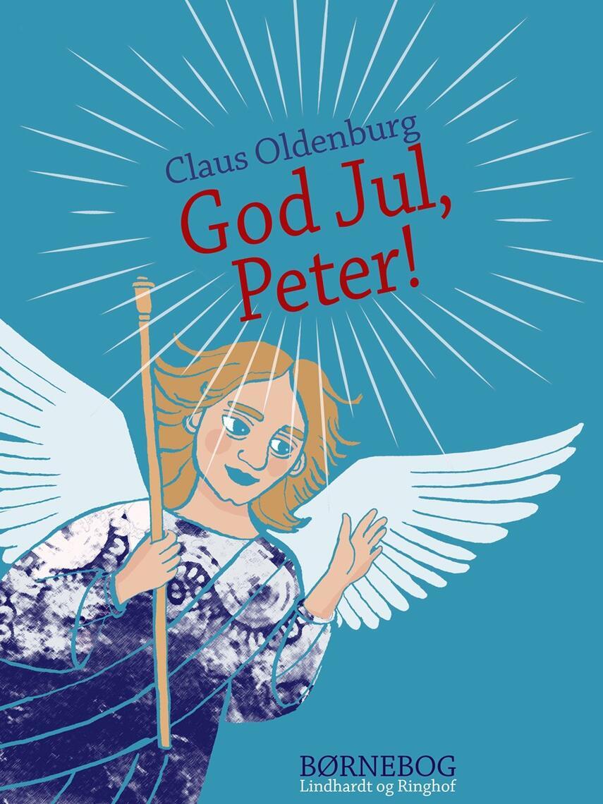 Claus Oldenburg: God jul, Peter!
