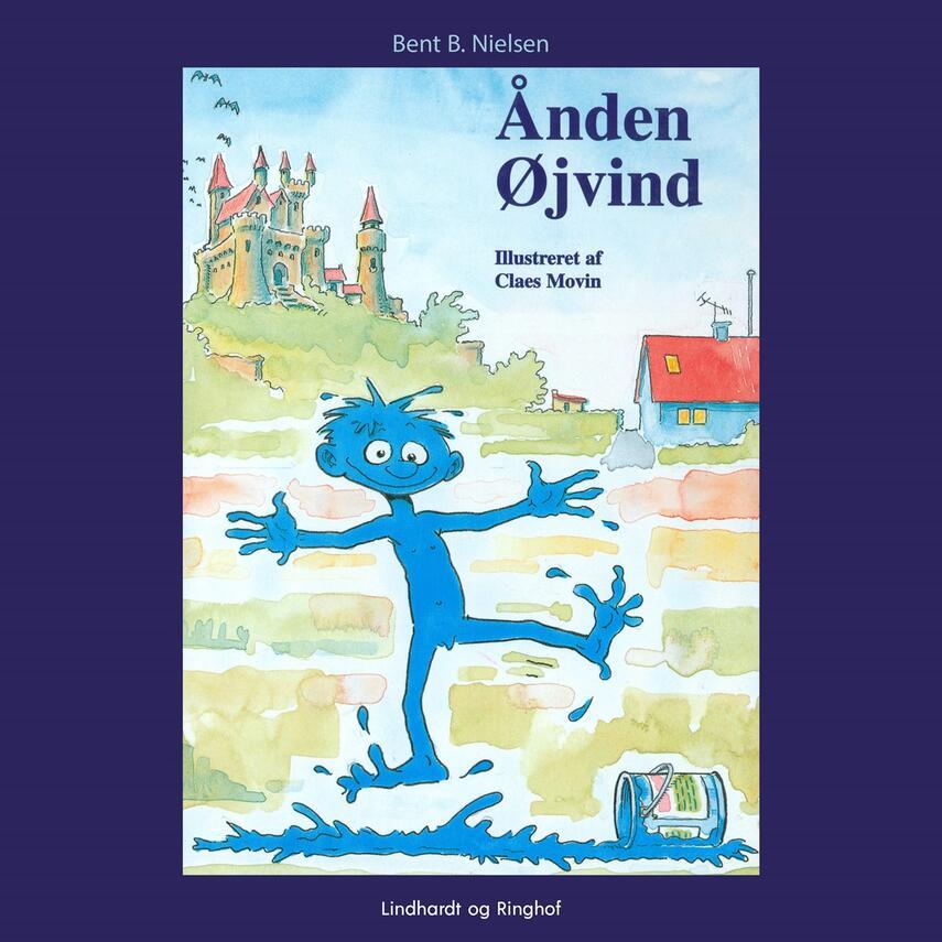 Bent B. Nielsen (f. 1949): Ånden Øjvind
