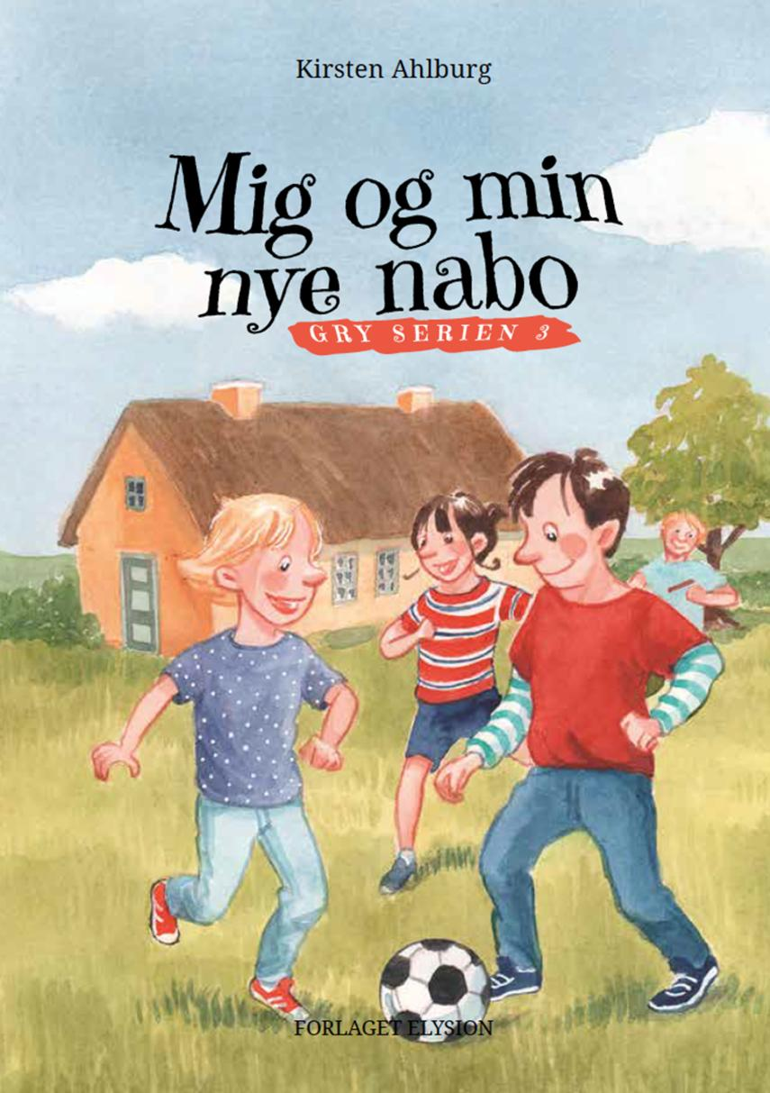 Kirsten Ahlburg: Mig og min nye nabo