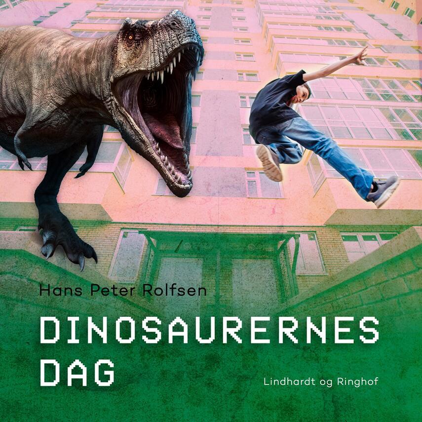 Hans Peter Rolfsen: Dinosaurernes dag