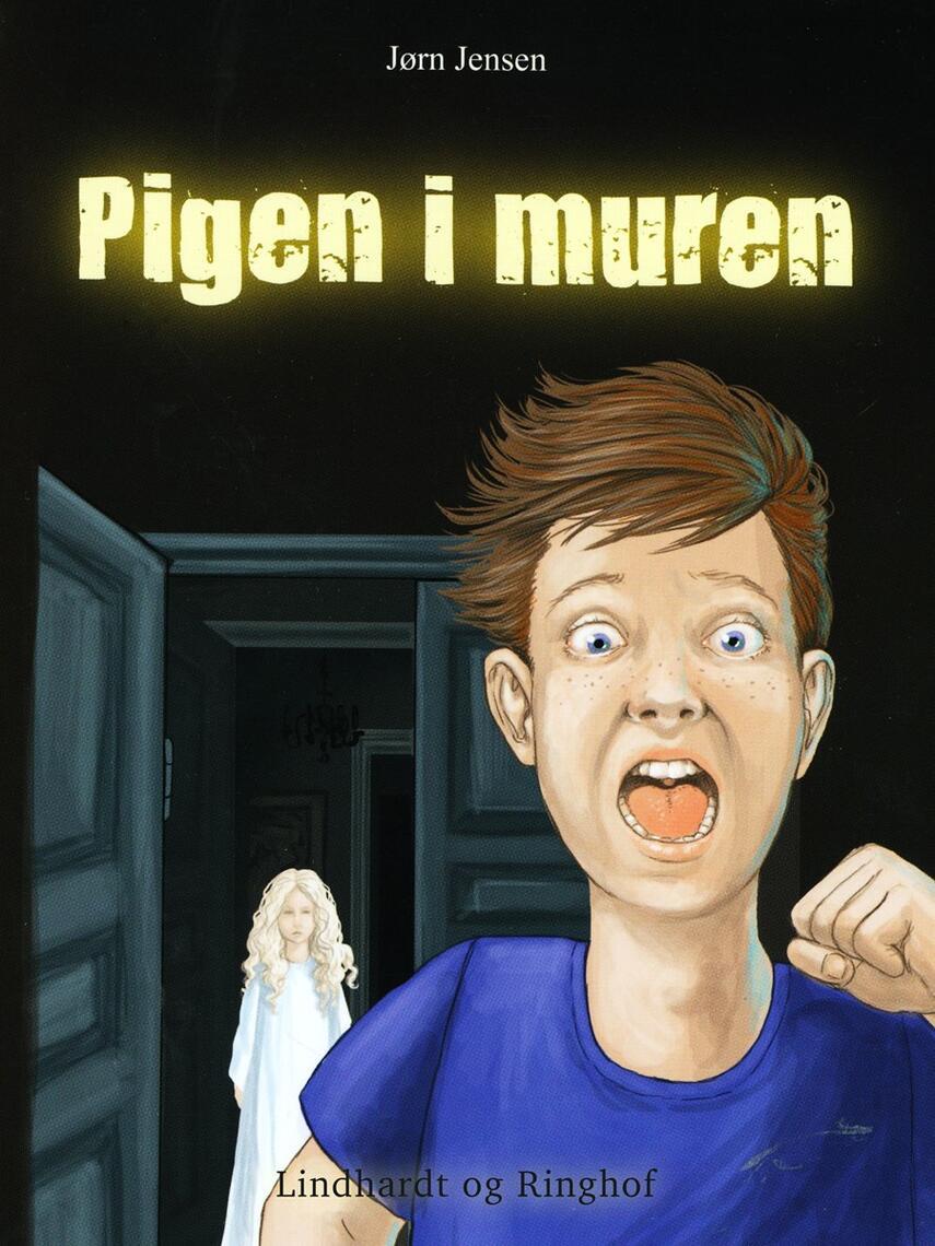 Jørn Jensen (f. 1946): Pigen i muren
