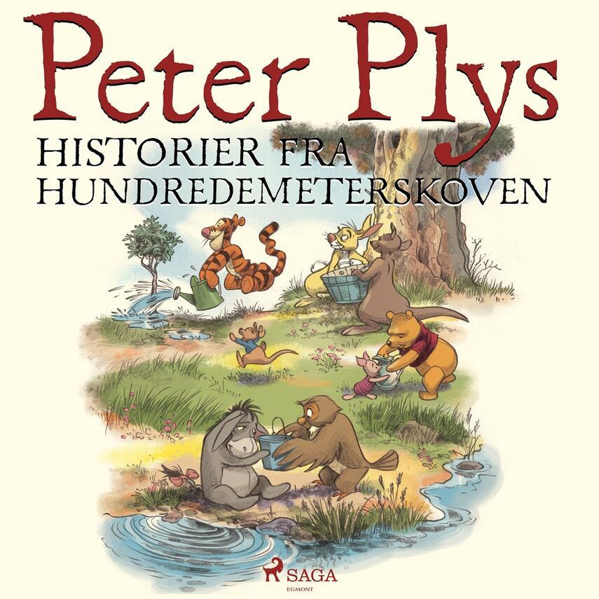 K. Emily Hutta: Peter Plys : historier fra Hundredemeterskoven