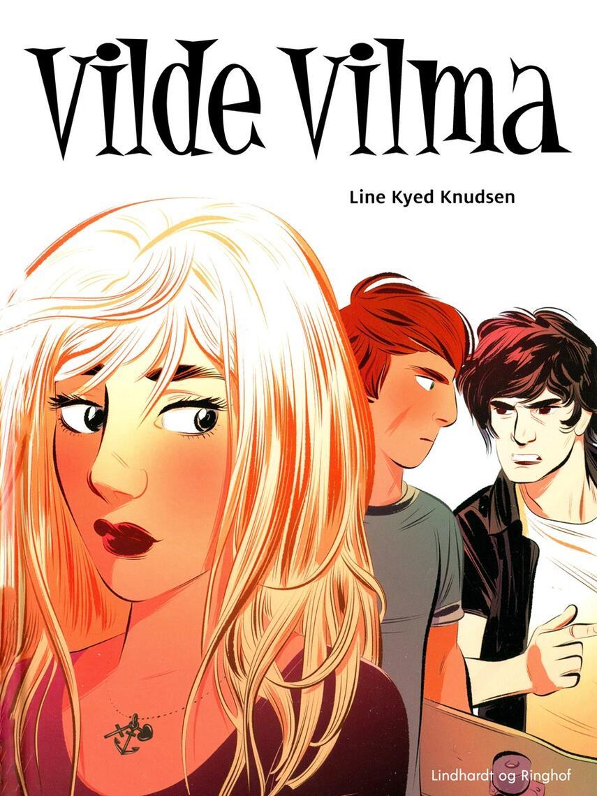 Line Kyed Knudsen: Vilde Vilma