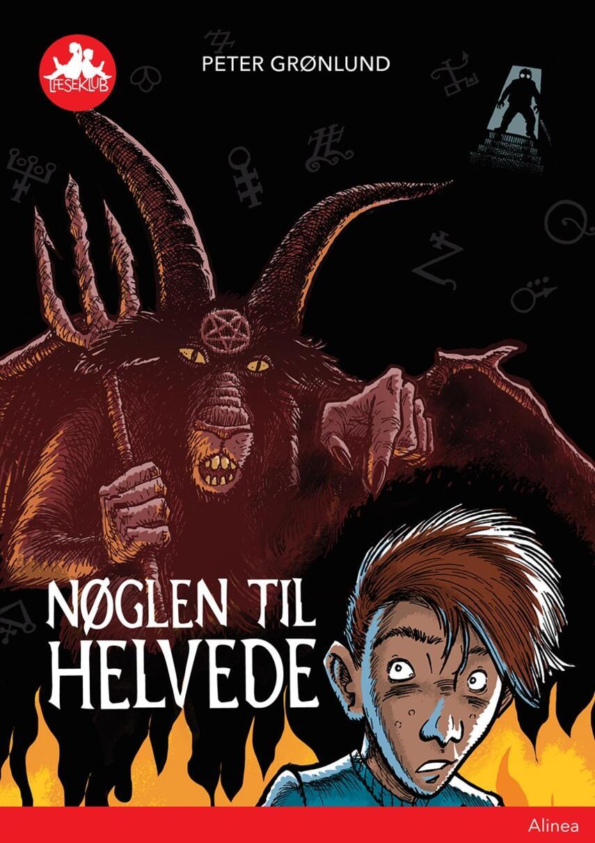 Peter Grønlund (f. 1970-04-11): Nøglen til Helvede