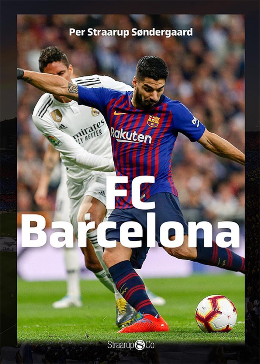Per Straarup Søndergaard: FC Barcelona