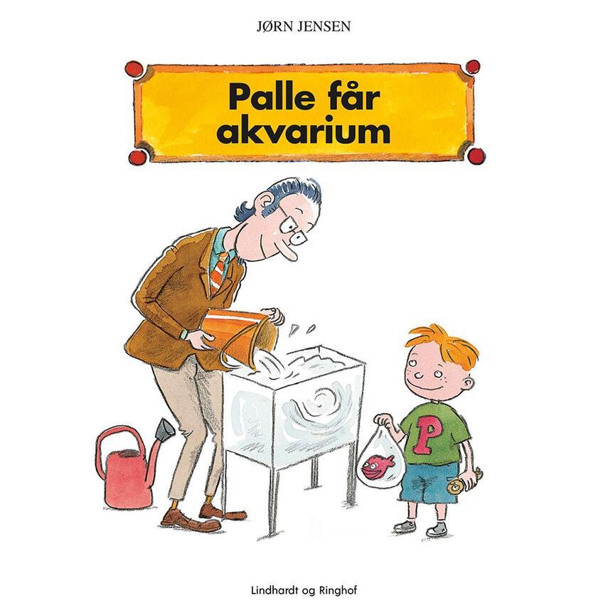Jørn Jensen (f. 1946): Palle får akvarium