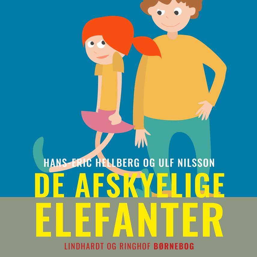 Hans-Eric Hellberg: De afskyelige elefanter