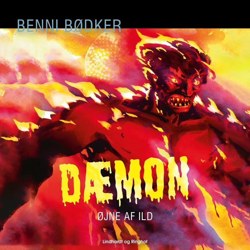 Benni Bødker: Øjne af ild