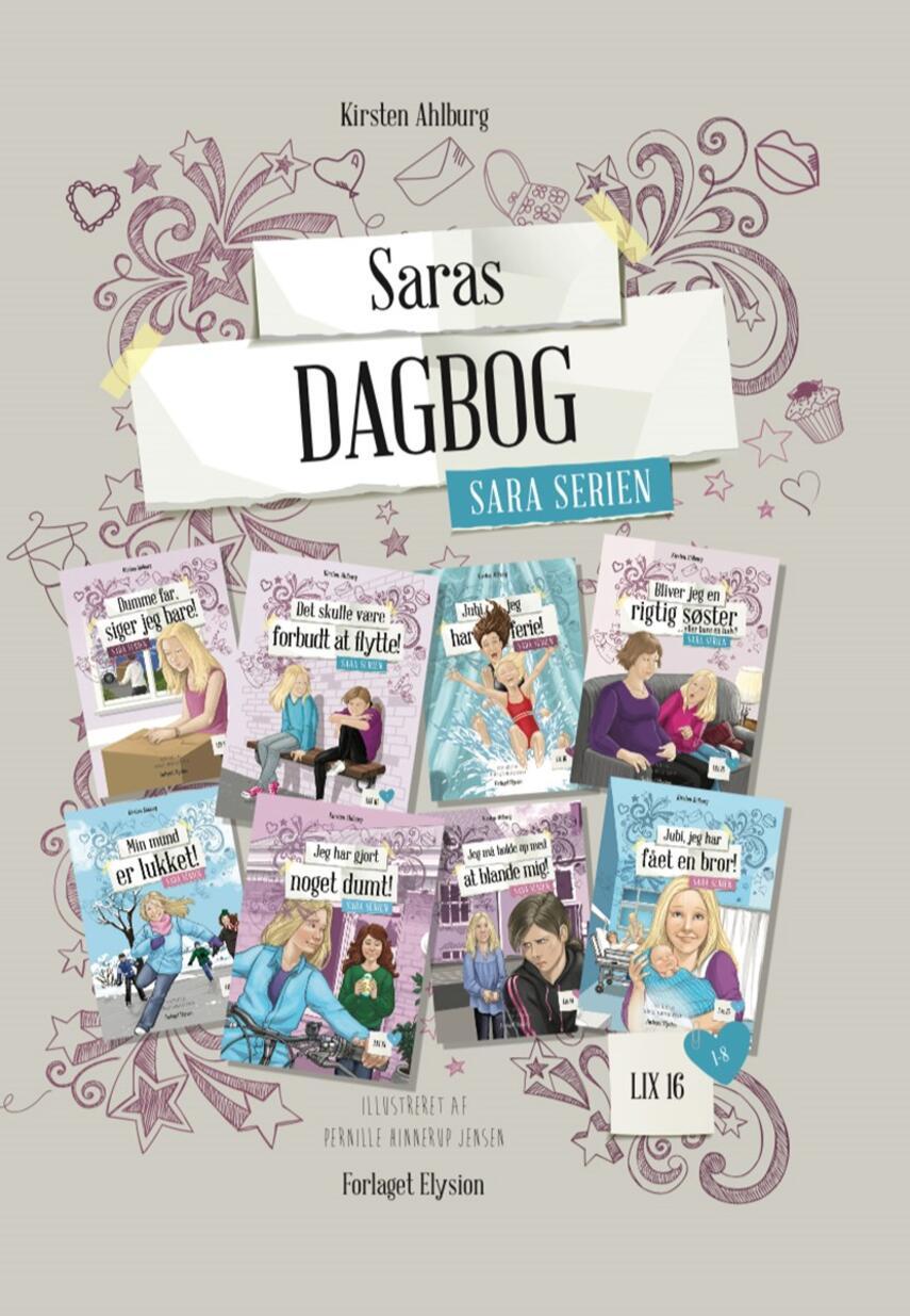 Kirsten Ahlburg: Saras dagbog