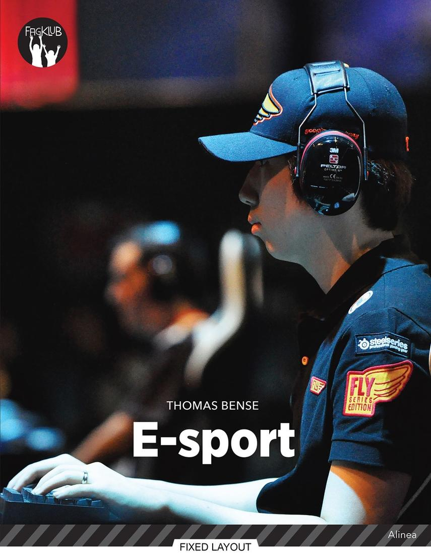 Thomas Bense: E-sport