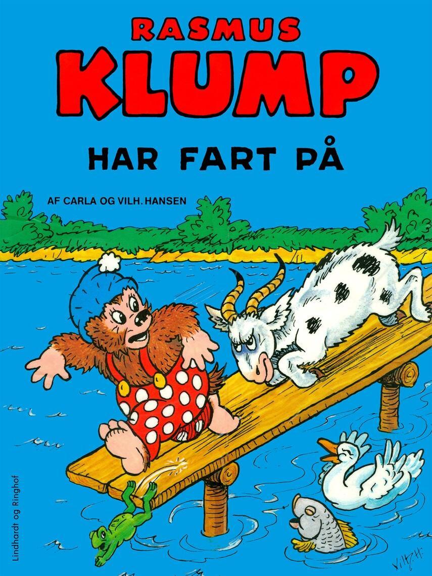 Carla Hansen (f. 1906): Rasmus Klump har fart på