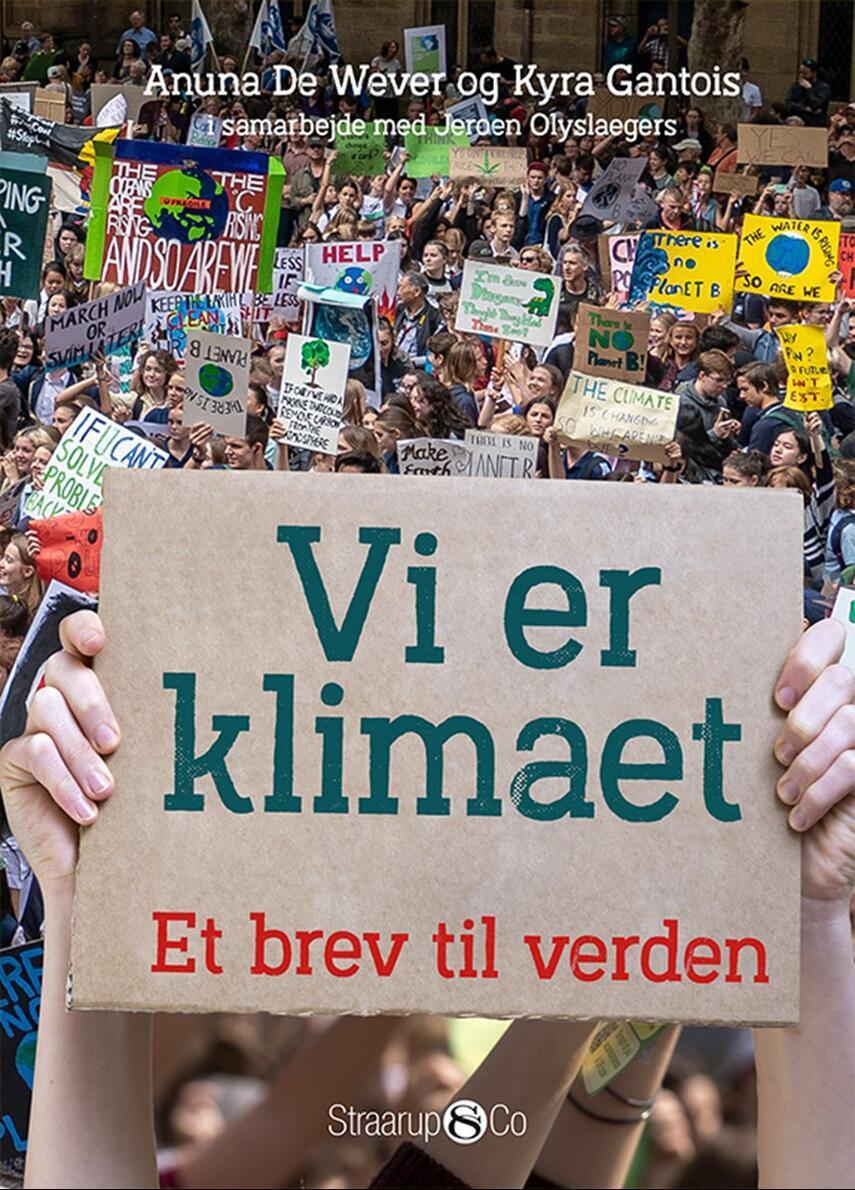 : Vi er klimaet : et brev til verden
