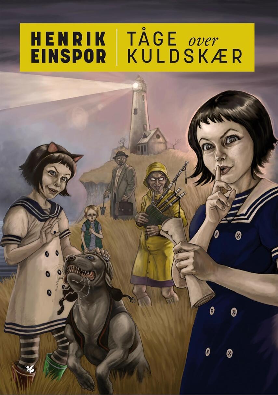 Henrik Einspor: Tåge over Kuldskær