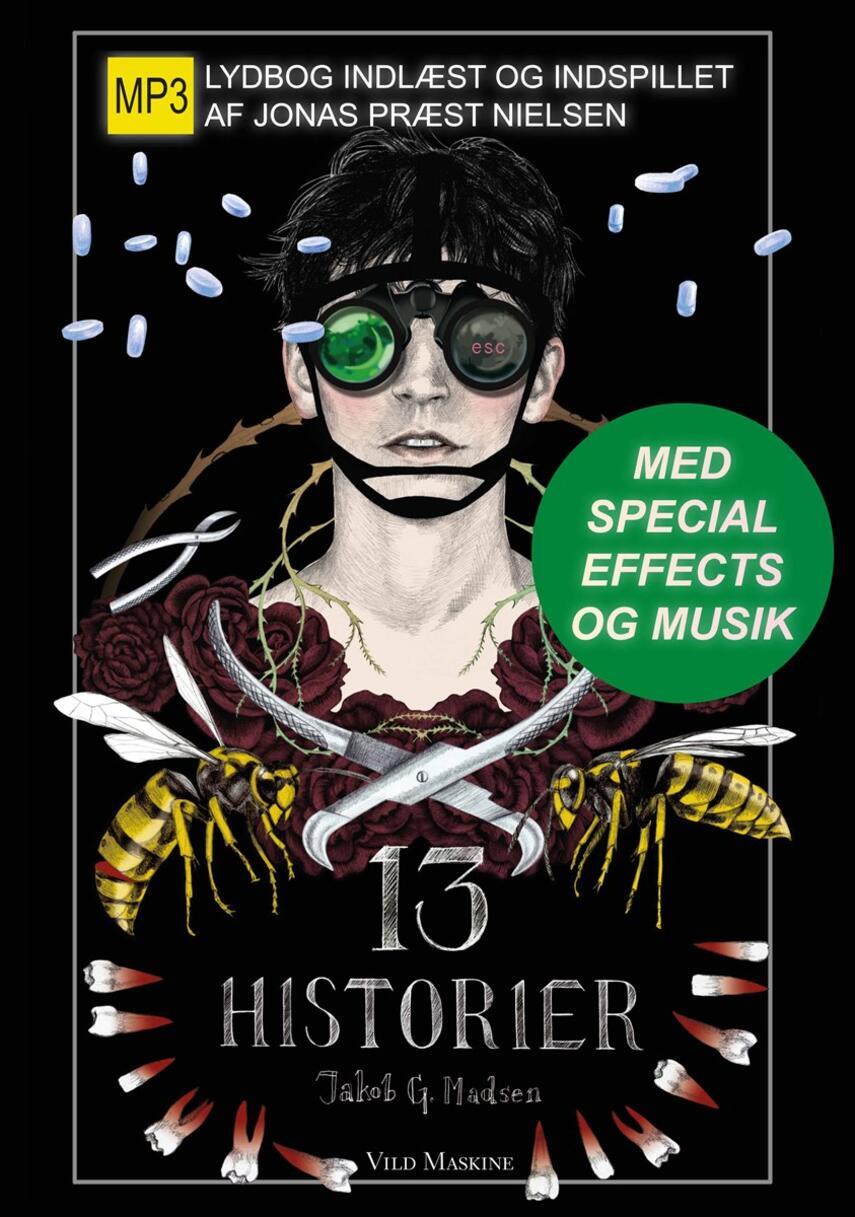 Jakob G. Madsen: 13 historier